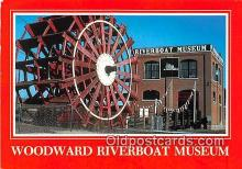 Woodward Riverboat Museum