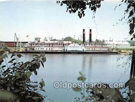 shi009968 - Ferry Boat Postcard