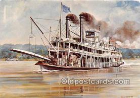 shi009970 - Ferry Boat Postcard