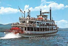 shi009974 - Ferry Boat Postcard