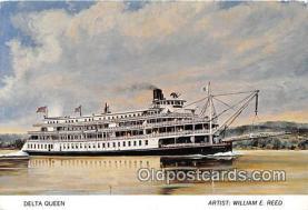 shi009980 - Ferry Boat Postcard