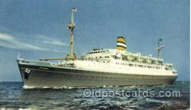 shi010024 - S.S. Ryndam, Holland - America Line Postcard Postcards