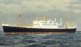 shi010028 - M.V. Westerdam, Holland - America Line Postcard Postcards