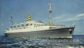 shi010033 - S.S. Maasdam, Holland - America Line Postcard Postcards