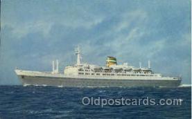 shi010038 - S.S. Statendam, Holland - America Line Postcard Postcards