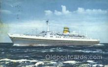 shi010057 - S.S.Statendam Holland - American Line, Lines, Liner, Ship Ships Postcard Postcards