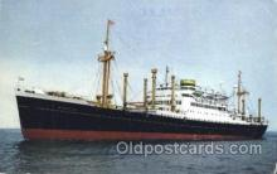 shi010064 - M.V. Noordam Holland - American Line, Lines, Liner, Ship Ships Postcard Postcards