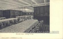 shi010115 - Holland American Line Holland - America Line, Steamer, Steam Boat, Ship Ships, Postcard Postcards