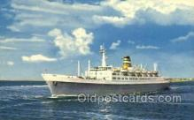 shi010141 - SS Statendam Holland - America Line, Steamer, Steam Boat, Ship Ships, Postcard Postcards