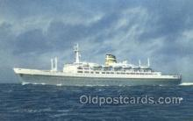 shi010142 - SS Statendam Holland - America Line, Steamer, Steam Boat, Ship Ships, Postcard Postcards