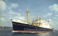 shi010144 - MV Westerdam Holland - America Line, Steamer, Steam Boat, Ship Ships, Postcard Postcards