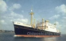 shi010145 - MV Westerdam Holland - America Line, Steamer, Steam Boat, Ship Ships, Postcard Postcards