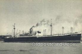 shi010163 - Holland American Line Holland - America Line, Steamer, Steam Boat, Ship Ships, Postcard Postcards