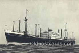 shi010165 - SS Sommelsdyk Holland - America Line, Steamer, Steam Boat, Ship Ships, Postcard Postcards