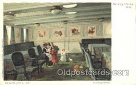 shi011052 - Dampfer, Amerika Hamburg America Line, Lines, Ocean Liner, Ship Ships Postcard Postcards