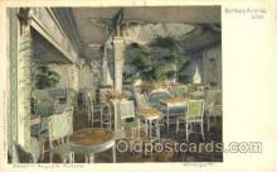 shi011053 - Kaiserin Auguste Victoria Wintergarten Hamburg America Line, Lines, Ocean Liner, Ship Ships Postcard Postcards