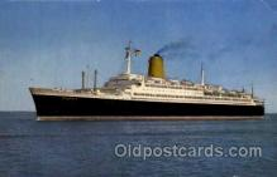 shi014001 - T.S. Bremen, Norddeutscher Lloyd Ship Ships Postcard Postcards