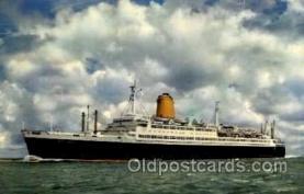 shi014002 - T.S. Bremen, Norddeutscher Lloyd Ship Ships Postcard Postcards