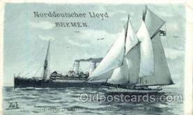 shi014012 - Friedrich der Grosse Ship Ships Ocean Liner Postcard Postcards