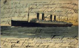 shi014017 - Kaiser Wilhelm II Ship Ships Ocean Liner Postcard Postcards