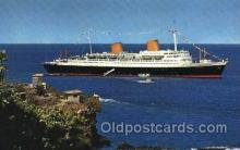 shi014029 - M.S. Europa North German Lloyd, Ship Ships Postcard Postcards