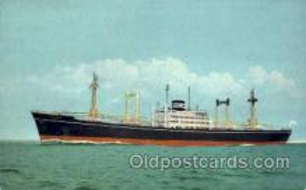 shi017042 - M.S. Havana Maru O.S.K Line Ship Postcard Postcards