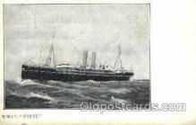 shi018003 - R.M.S.P. Trent, The Royal Mail Steam Packet Co, Ship Ships Postcard Postcards