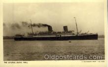 shi018007 - The Asturias, The Royal Mail Steam Packet Co, Ship Ships Postcard Postcards
