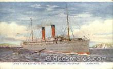 shi018008 - Kenilworth Castle, Union-Castle Line, The Royal Mail Steam Packet Co, Ship Ships Postcard Postcards