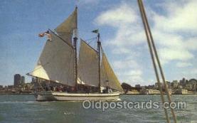 shi020053 - Alam Sail Boat, Boats Postcard Postcards