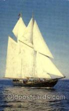 shi020078 - The Bluenose II Pride of Nova Scotia Sail Boat, Boats, Postcard Postcards