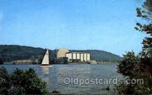 shi020116 - Connecticut Yankee Atomic Power Company Sail Boat, Boats, Postcard Postcards