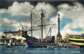 shi020158 - Sail Boats, Sailing, Ship Postcard Postcards