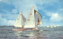 shi020168 - Saliboats Sail Boats, Sailing, Ship Postcard Postcards