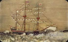 shi020174 - Sea Venture Sail Boats, Sailing, Ship Postcard Postcards