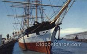 shi020178 - Balclutha Sail Boats, Sailing, Ship Postcard Postcards