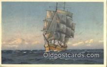 shi020282 - Sail Boat Postcard Post Card