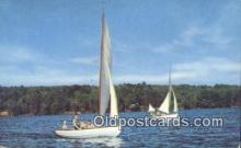 shi020347 - Sailboats Sail Boat Postcard Post Card