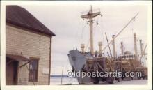 shi020494 - Baddeck, Cape Breton Sail Boat Postcard Post Card