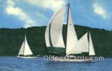 shi020660 - The Lady Tristram III, Virgin Islands Sail Boat Postcard Post Card