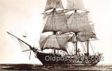 shi020760 - Reproduction- USS Constellation c1900 Launched Sept 7, 1797, Baltimore, MD Ship Postcard Post Card