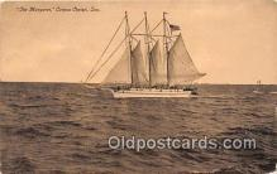 shi020814 - The Margaret Corpus Christi, Texas USA Ship Postcard Post Card