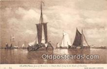 shi020816 - Clays Pierre Joan of Brussels Ship Postcard Post Card