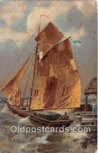 shi020861 - Ship Postcard Post Card