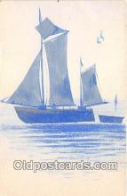shi020864 - Ship Postcard Post Card