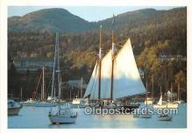 shi020901 - Northeast Harbor, Maine  Ship Postcard Post Card
