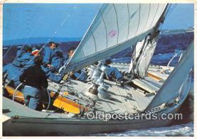 shi020903 - Racing Rever Newport Ship Postcard Post Card