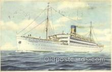 shi030013 - SS Homeland Home Lines, Ship, Ships, Postcard Postcards