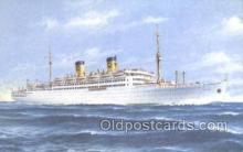 shi030028 - MS Italia Home Lines, Ship, Ships, Postcard Postcards