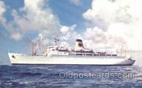 shi032002 - S.S. Monterey Matson Lines Ship Ships Postcard Postcards